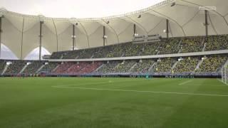 2016 - Saudi Arabia Premier League - Al-Nassr vs Al-Qadisiya 2017 Video