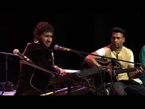 Aaj jaane ki nid na karo Abhijit Pohankar Live at the Royal Opera house