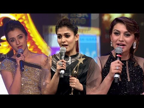 Best Actress Over The Years - Tamil.