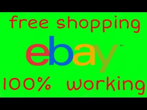 Free Ebay hack free shopping (100% working)