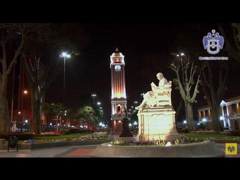 Municipalidad de Lima entrega Parque Universitario totalmente remozado