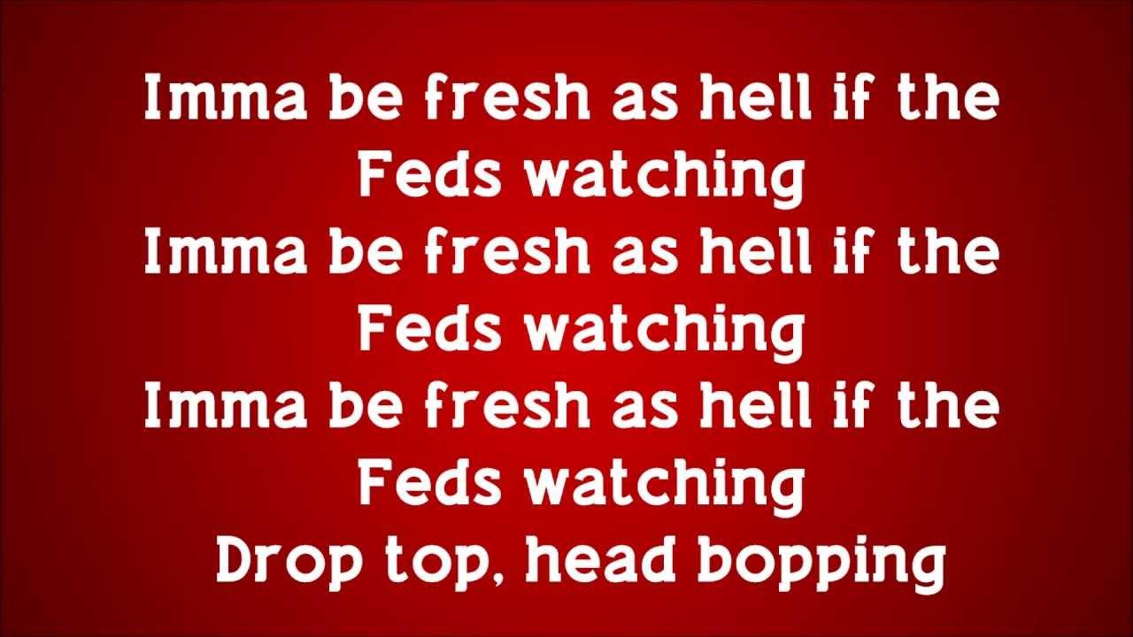 Download 2 Chainz - Feds Watching (feat. Pharrell) Lyrics