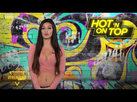 NATALIE GIBSON COUNTS DOWN THE TOP 5 INSTAGRAM TRENDS  HOT N ON TOP  Trending All Day