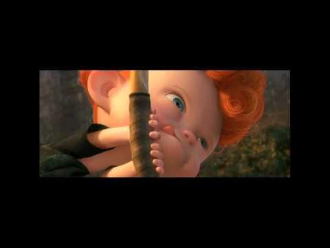 Vídeo de Brave (Indomable), película de Pixar
