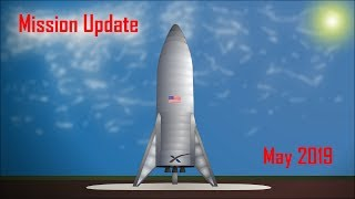 Mars Mission Update: May 2019
