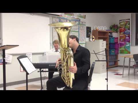 The Commodore Tuba Solo/Ensemble Pine Crest