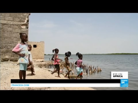 Discover Saloum islands on frontline of climate change, facing imminent threat of disappearance