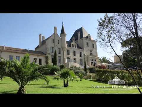 Château Les Carrasses Languedoc France