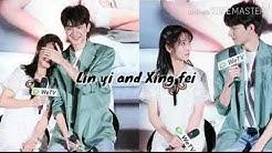 Lin yi and Xing fei | Moments