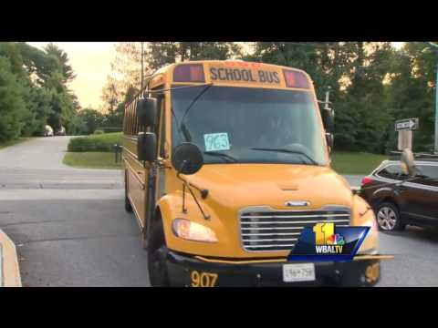 Video: Howard County students welcome later start time
