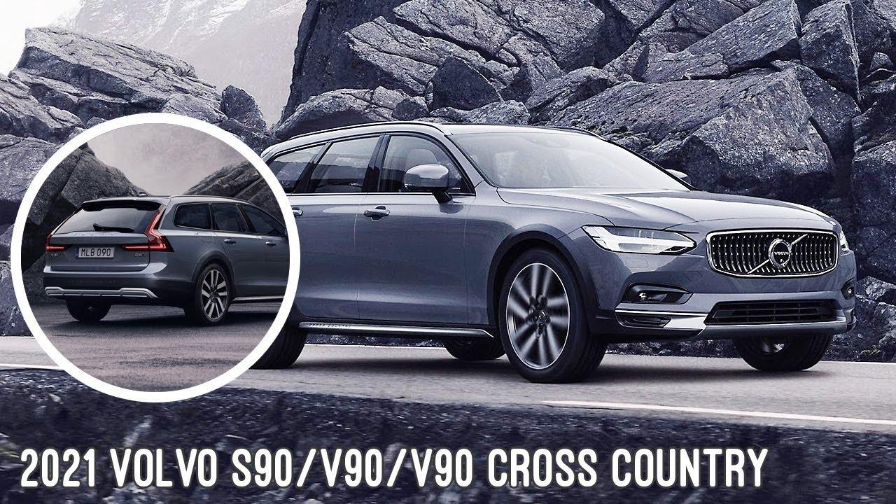 2021 Volvo V90 Rumors