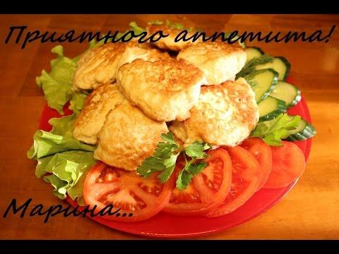 Паровые котлеты из курицы в мультиварке рецепты с фото