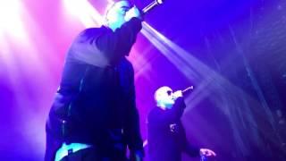 Slim & GUF - Фокусы. GuSli (Live 27.11.16. Известия Hall). Новый трек