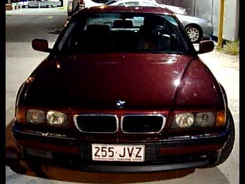 1996 Bmw 740il V8