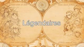 Les Légendaires Cécile Corbel+paroles