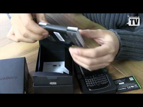 Unboxing - Blackberry Bold 9790