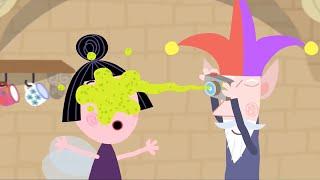 Ben y Holly - Chistes de Elfo! - ESPAÑOL CAPITULOS COMPLETOS