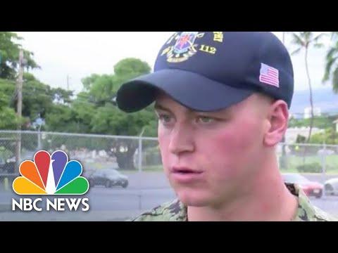 Military Personnel Describe