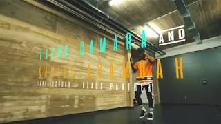 Lady Leshurr - Black Panther | Daniel Asamoah&Fatou Camara Choreography