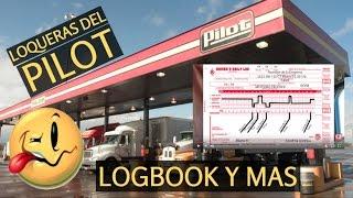Terrorismo, LOGBOOK, Pilot y mucho mas | Meteoro Trucker