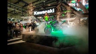 Kawasaki presents the EICMA 2018 Highlights