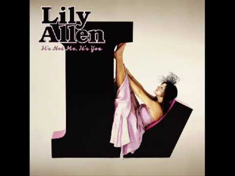 Lily Allen - The Fear [HQ]
