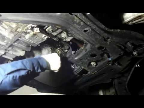 change  oil  filter    honda crv youtube