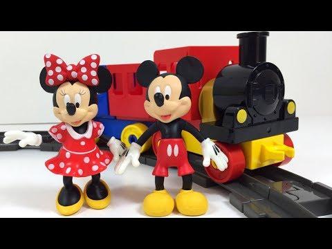 LEGO DUPLO DISNEY JUNIOR MICKY MAUS & MINNIE MAUS ÜBERRASCHUNGSREISE MIT DEM ZUG ZUM VERGNÜGUNGSPARK