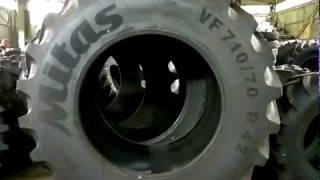 видео сельскохозяйственные шины