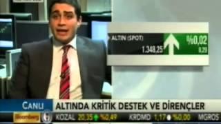 Forex Uzmanı İsmail Cem Gönen, dolar piyasalarını değerlendiriyor. Bloomberg HT