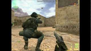 Counter-Strike 1.6 Expert Level Gameplay by a NooB (i.e me long back).