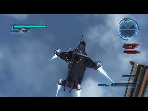 """EDF 5 - CHALLENGE RUN ep.44 """"absolutely filthy naked.."""" - Earth Defense Force 5 thumbnail"""