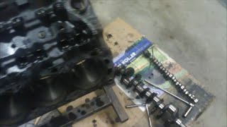 Ford 302/5.0 Engine Tear Down - Step by Step Walk Through (Part 3 of 3)