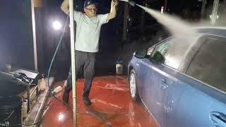 как помыть авто - трёхфазная мойка своими руками#детейлинг #мойкаавто #химчистка #полировка