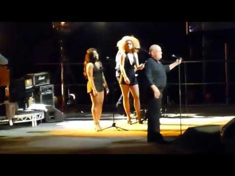 Joe Cocker - Unchain My Heart - live @ Hallenstadion in Zurich 22.5.2013
