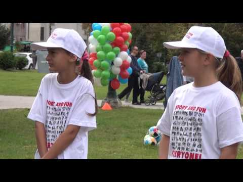 Sport & Fun for Everyone - 08.10.2016 - City Park Skopje