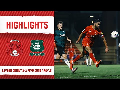Leyton Orient Plymouth Goals And Highlights