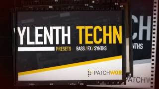 Timmo 'Techno Sylenth Presets' - Sylenth Techno Patches - By Loopmasters