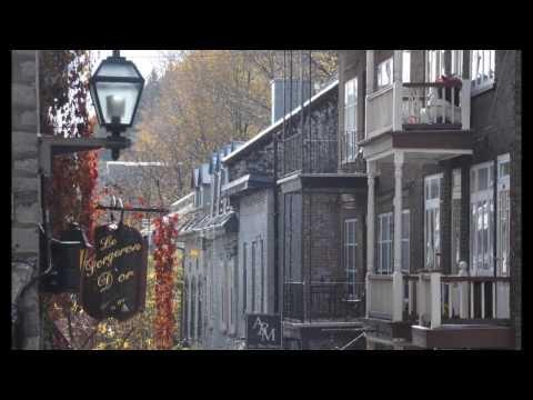 Ville de Québec, l'université Laval et les environs