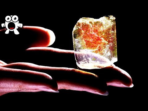 Top 10 Materials That Seem To Defy The Laws Of Physics