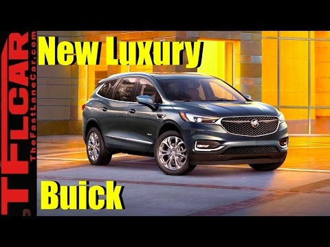 2018 Buick Enclave Everything You Ever Wanted To Know