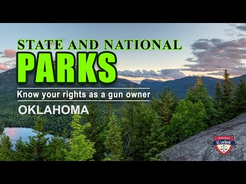 OK State and Federal Parks