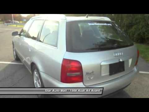 1998 Audi A4 Avant 28 Quattro Bethlehem Pa 18020 Youtube