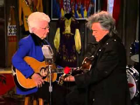 Marty Stuart & Hilda Stuart - I'm Gonna Take A Trip On That Old Gospel Ship (The Marty Stuart Show)