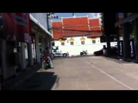 Test 2013 HONDA CBR500R @Honda Big Wing, Chiangmai, THAILAND
