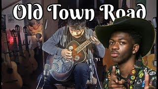 Lil Nas X - Old Town Road by Fabio Lima