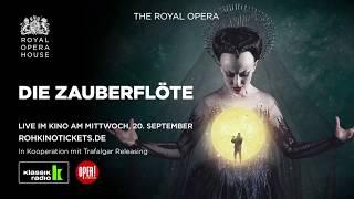 Royal Opera House: Die Zauberflöte (Deutscher Trailer)