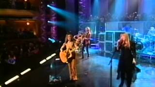 Sheryl Crow & Stevie Nicks - Strong Enough / Sorcerer (Live 2002 1/4)