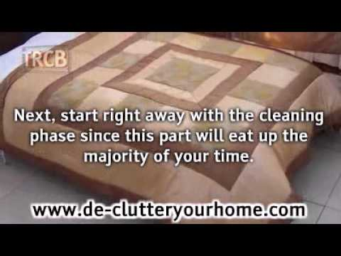 How To Declutter Your Home In A Weekend