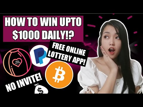 DAILY LOTTERY APP REVIEW! | PAANO KUMITA NG UP TO [$1000 USD] DAILY? | TIPS & TRICKS REVEALED!
